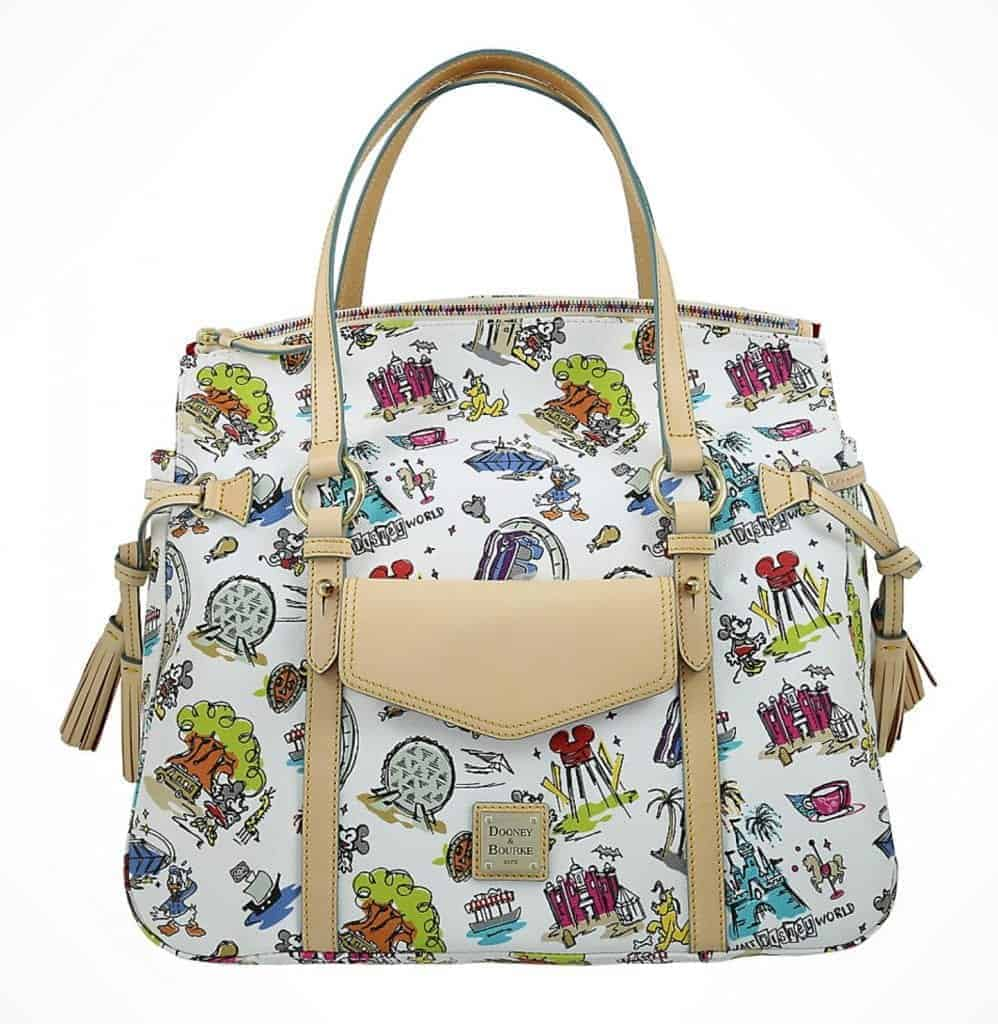 Disneyana WDW Smith Tote