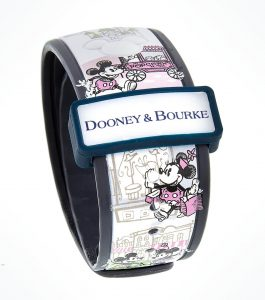 Downtown Pink MagicBand