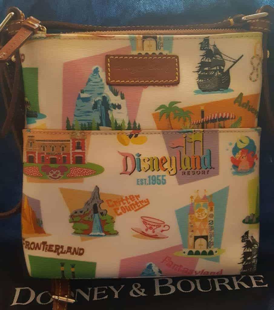 Disneyland Retro Crossbody Letter Carrier
