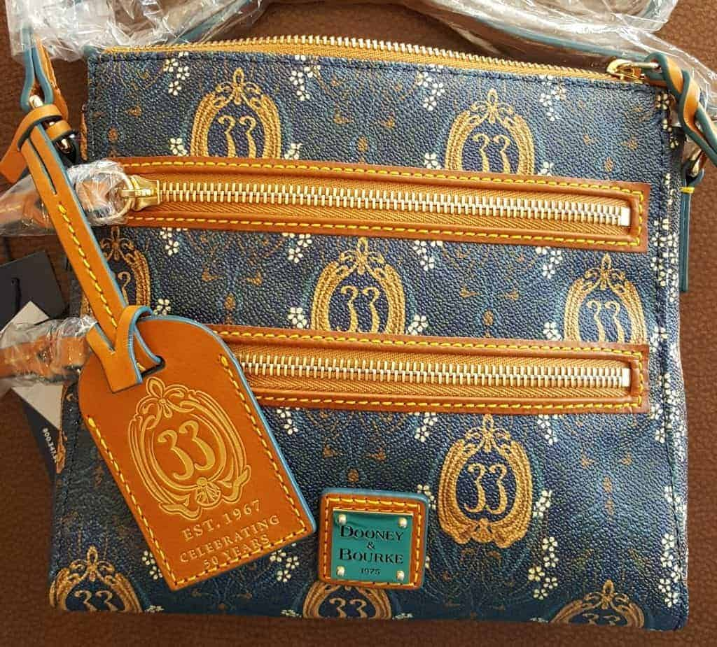 Club 33 50th Anniversary crossbody