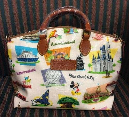 WDW Retro Satchel