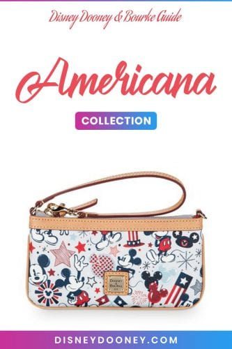 Pin me - Disney Dooney and Bourke Americana Collection