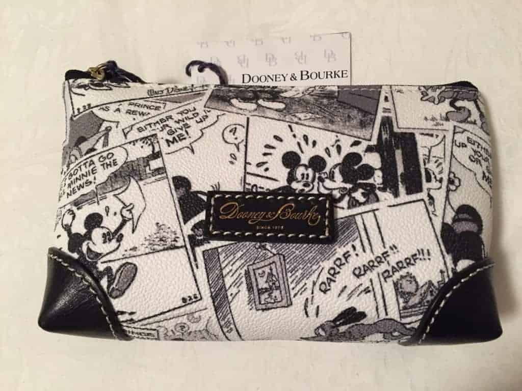 Black Comics Cosmetic Case