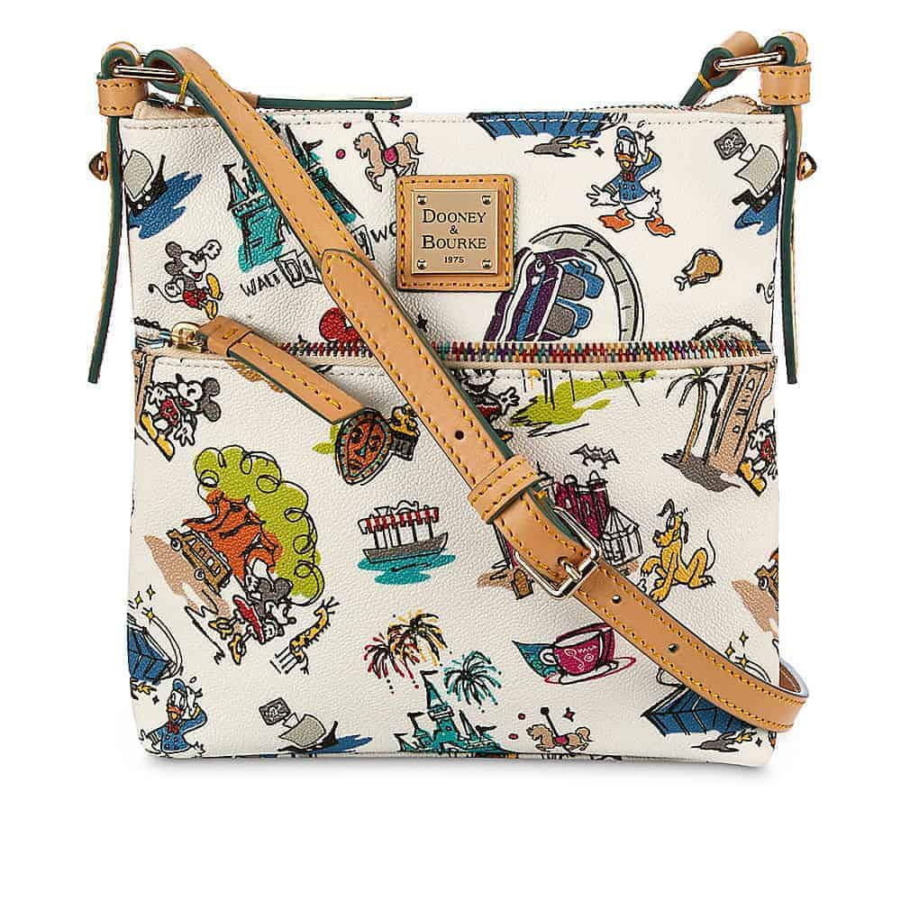 Disneyana WDW Crossbody