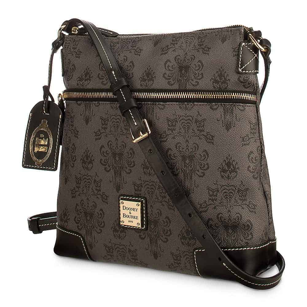 Haunted Mansion Wallpaper Crossbody
