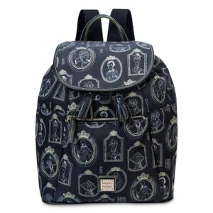 Haunted Mansion Portraits Backpack