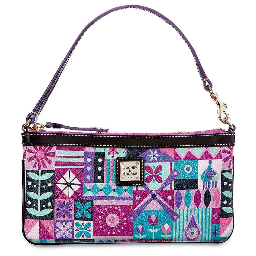 It's a Small World 2016 Zip Wristlet