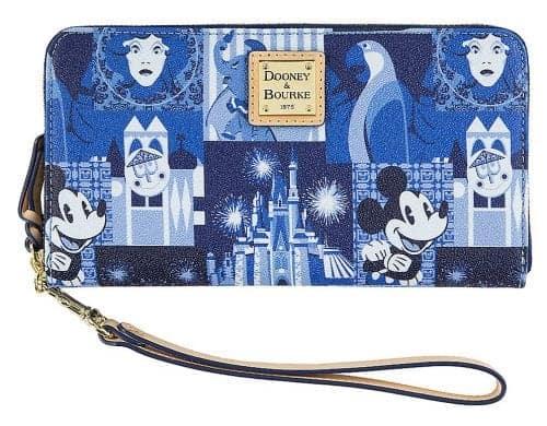 Magic Kingdom 45th Anniversary Wallet