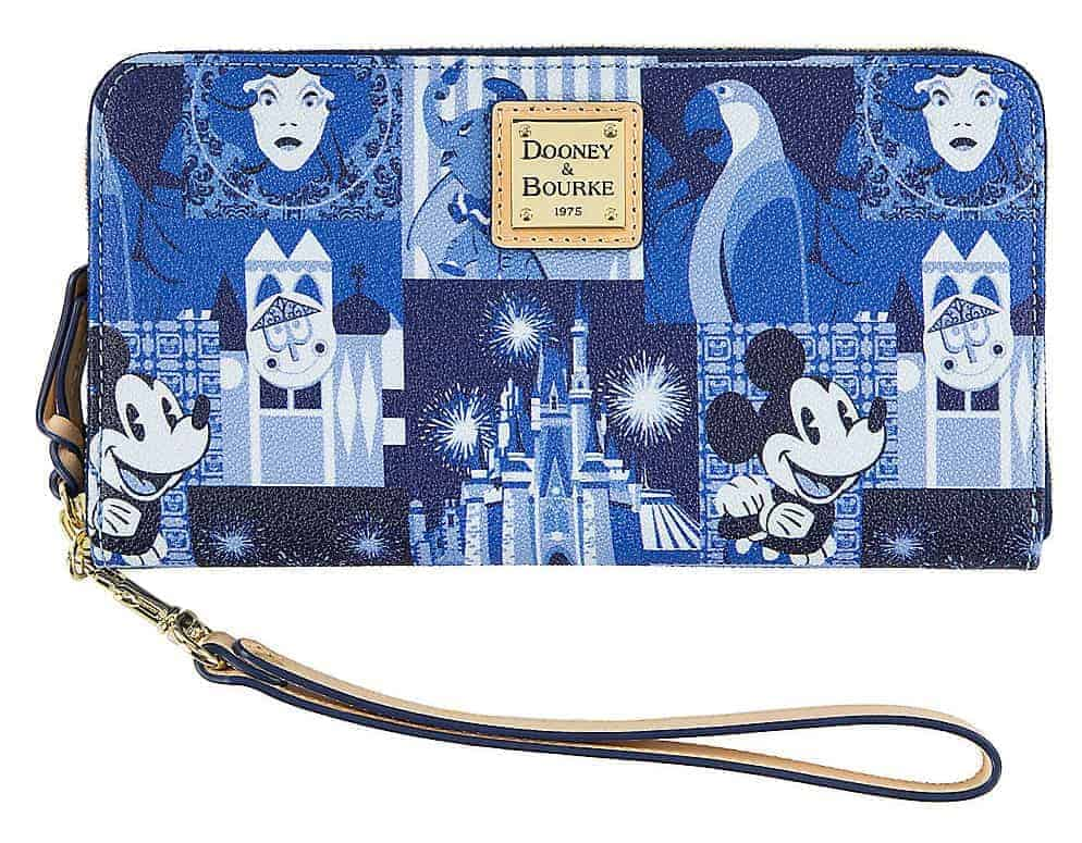 Magic Kingdom 45th Anniversary Wallet