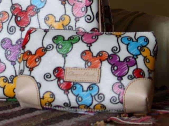 Balloons Cosmetic Bag