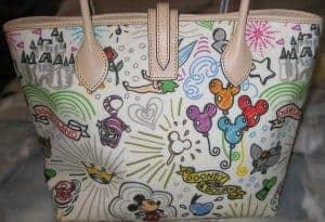 Sketch v1 Cindy Tote (back)