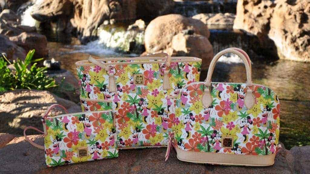 Aulani Floral Minnie Collection
