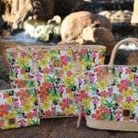#9 - Aulani Floral Minnie by Disney Dooney & Bourke