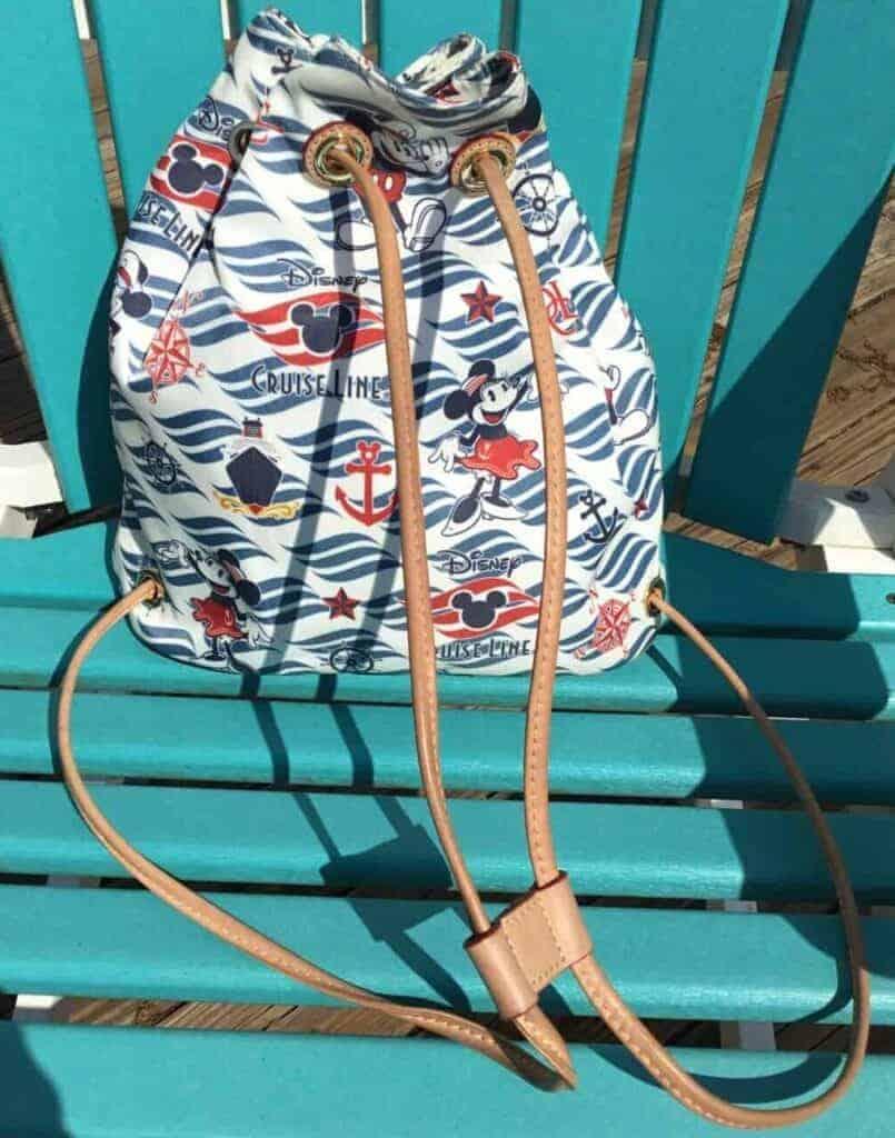Dcl Waves Backpack (back)