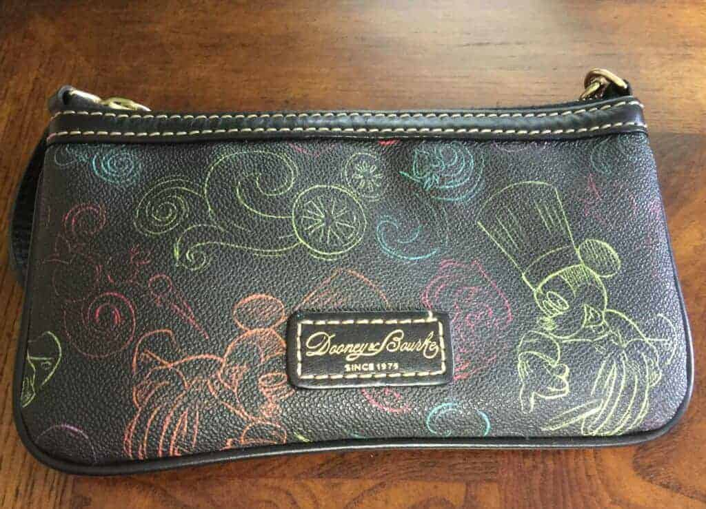 Food & Wine Festival 2014 Zippered Wristlet