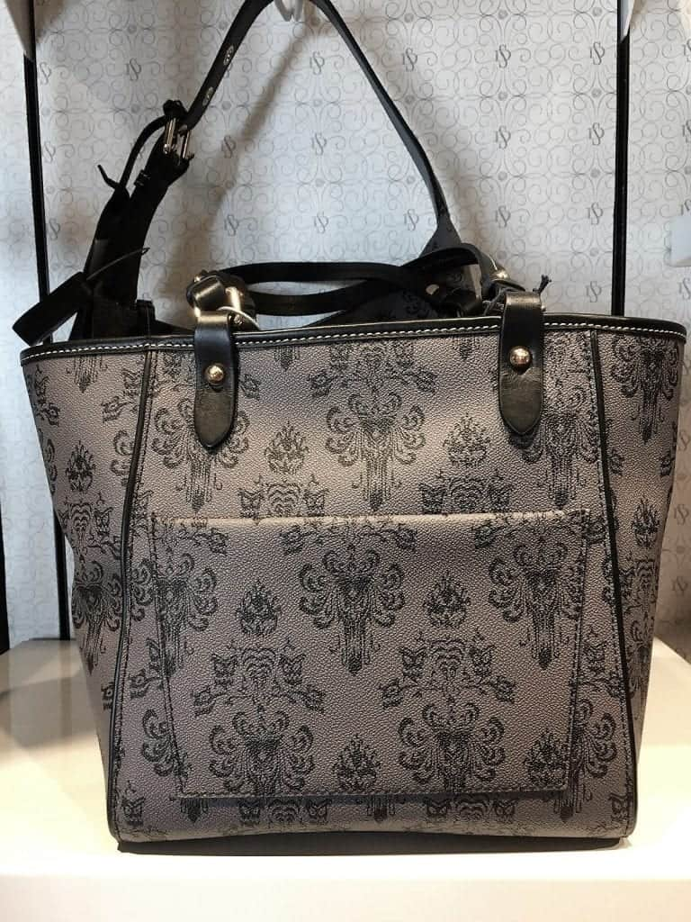 Haunted Mansion 2018 Small Tote Back