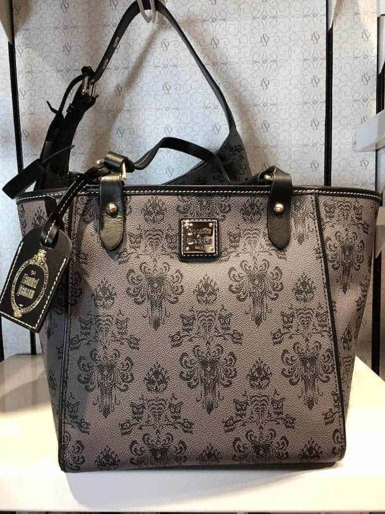 Haunted Mansion 2018 Small Tote Front
