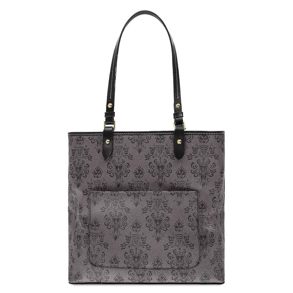 Haunted Mansion 2018 Tote Back