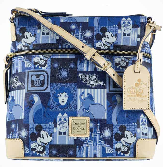 45th Anniversary Magic Kingdom Tote