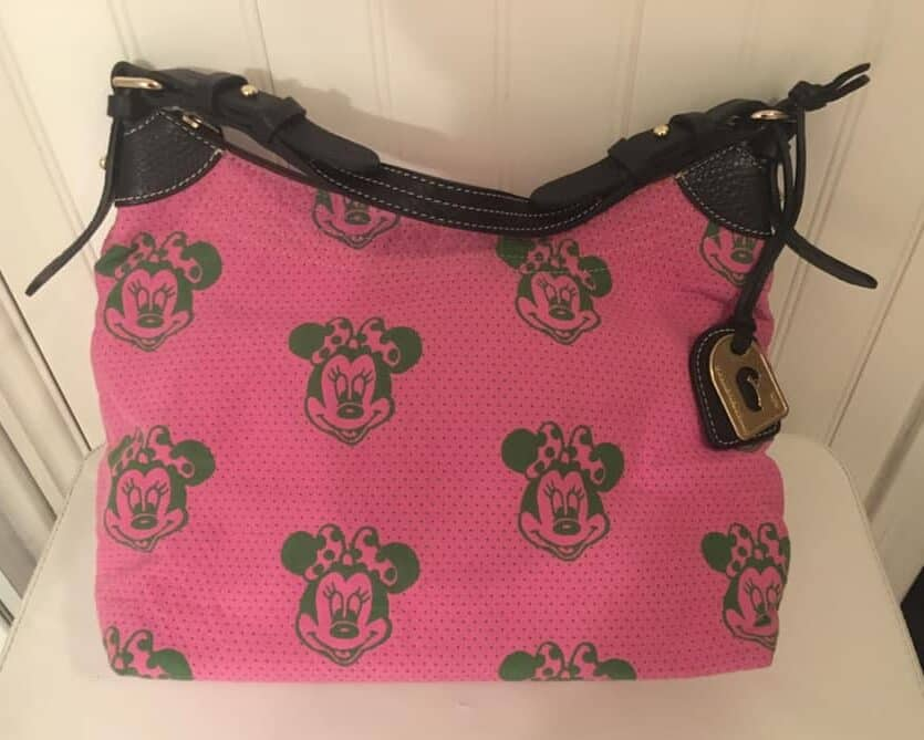 Pink Minnie Canvas Erica (TJ Maxx Exclusive)