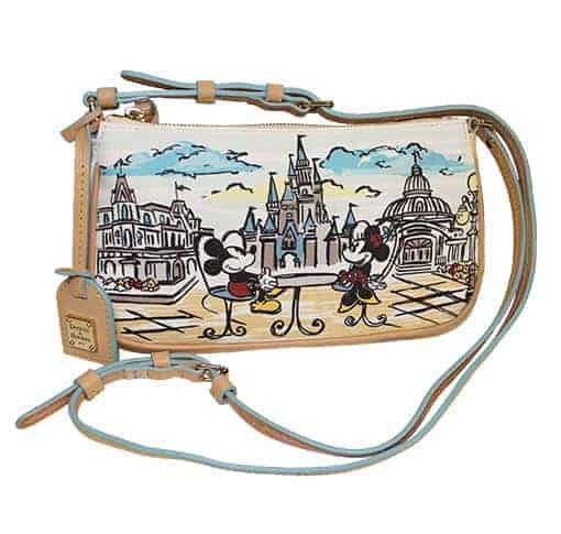 D23 Expo 2015 WDW Crossbody