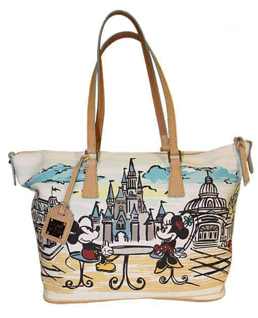 Mickey & Minnie Castle – D23 Expo 2015