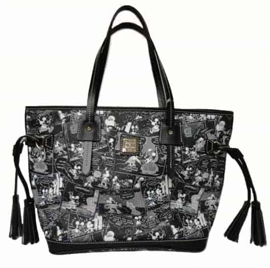 Reverse Comics Tassel Shopper