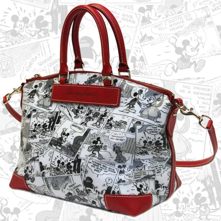 Comics Red Satchel