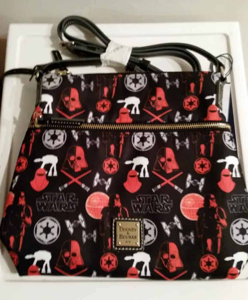 Star Wars: Dark Side Half Marathon 2016 Crossbody