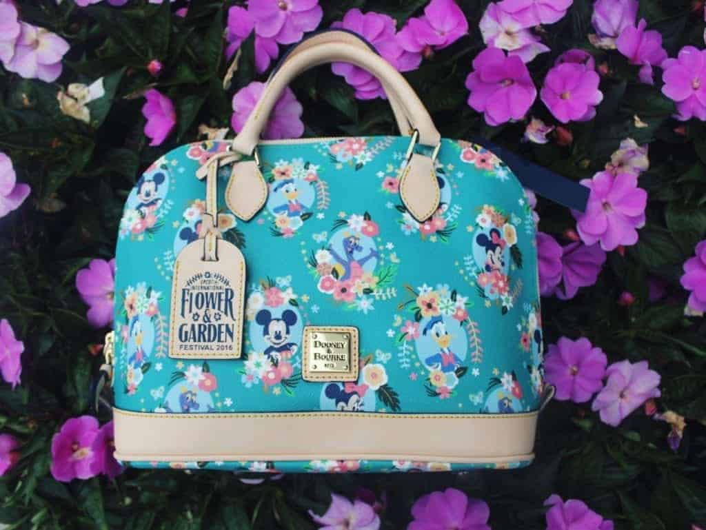 2016 Flower & Garden Satchel