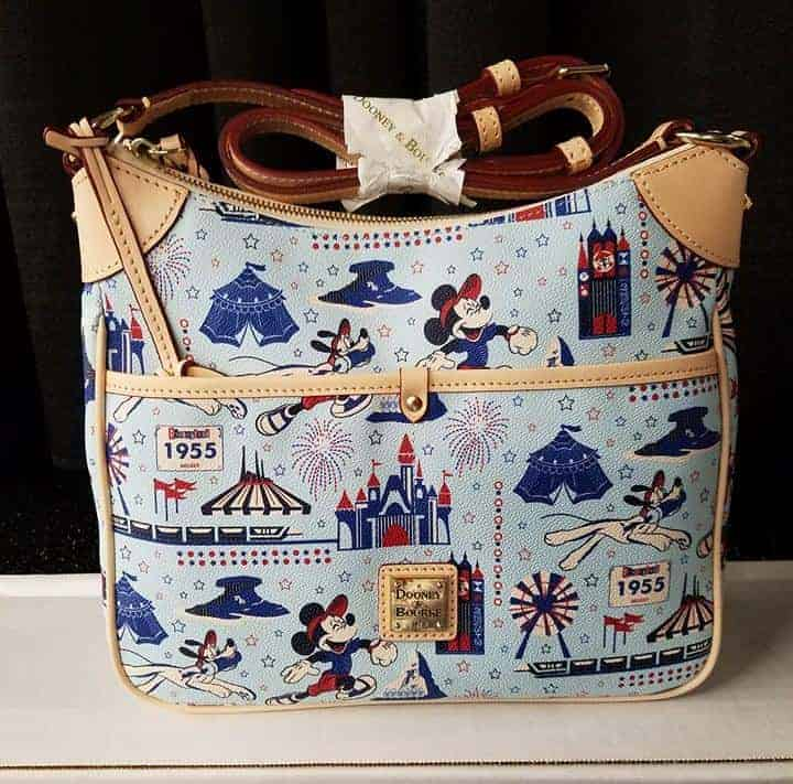 Disneyland Half 2016 Crossbody