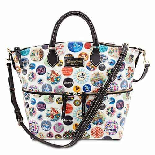 Buttons Satchel