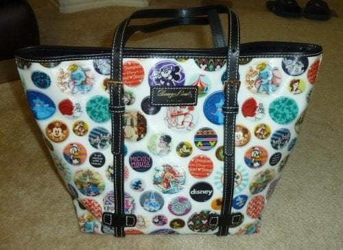 Buttons Tote