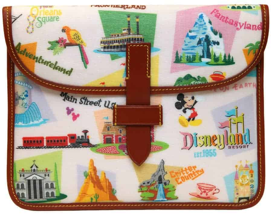 Disneyland Retro iPad Case