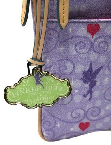 Tinker Bell Half Marathon 2012 Medallion