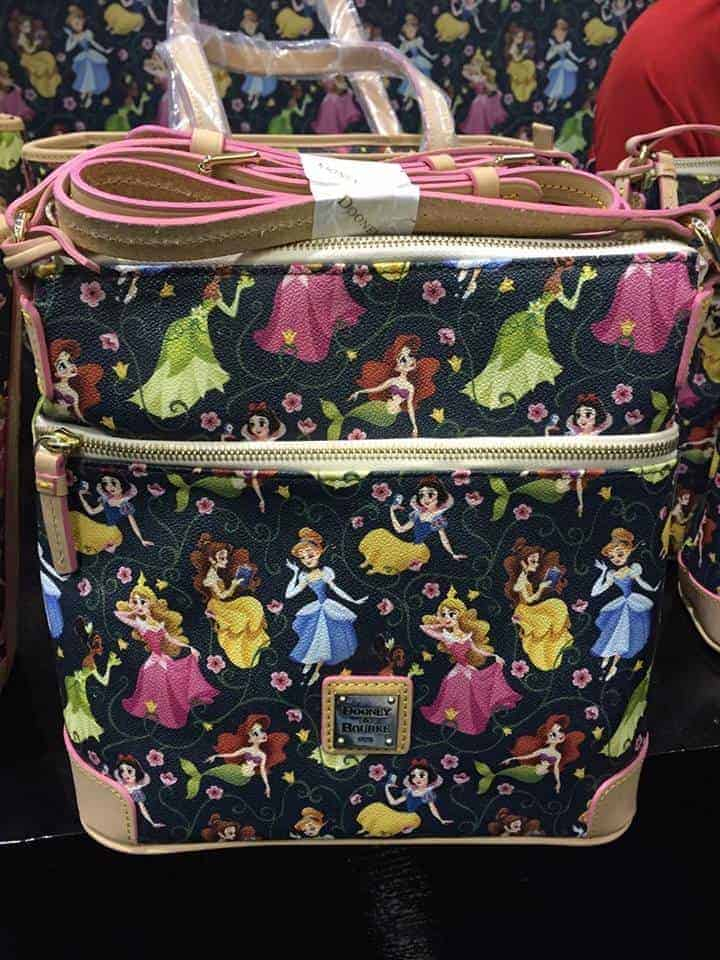 Princess Half 2016 Crossbody