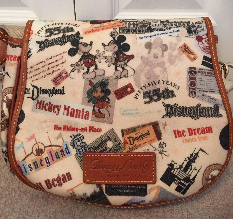 Disneyland 55th Anniversary Messenger