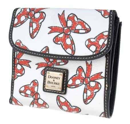 Japan Minnie Bows Small Wallet by Dooney & Bourke