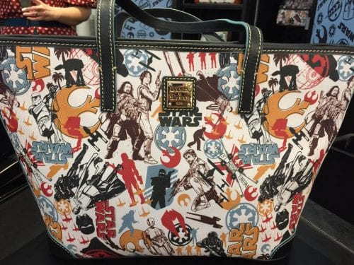 Star Wars Rogue One Tote