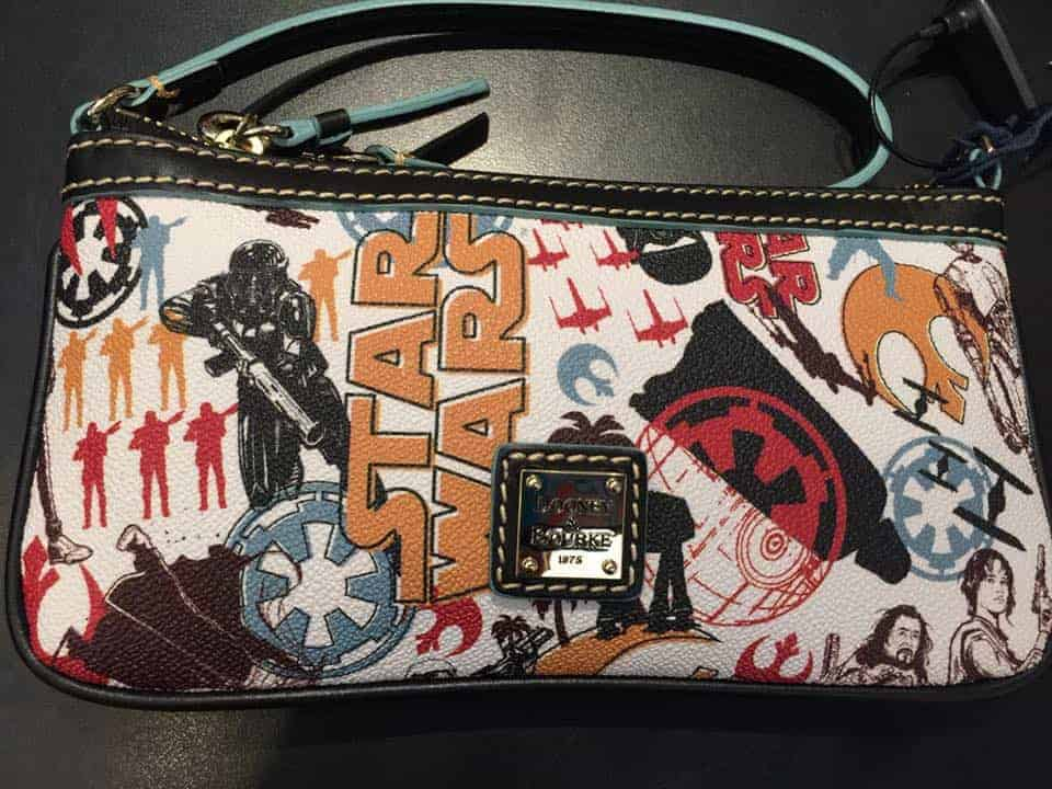 Star Wars Rogue One Wristlet
