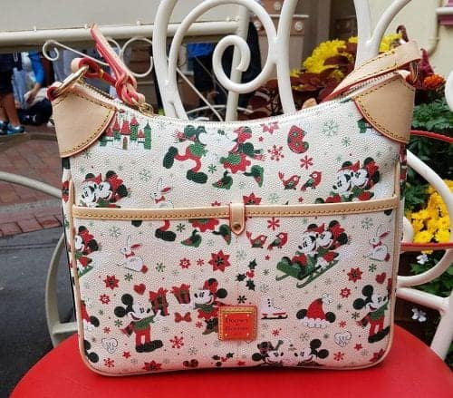 Christmas 2016 Crossbody