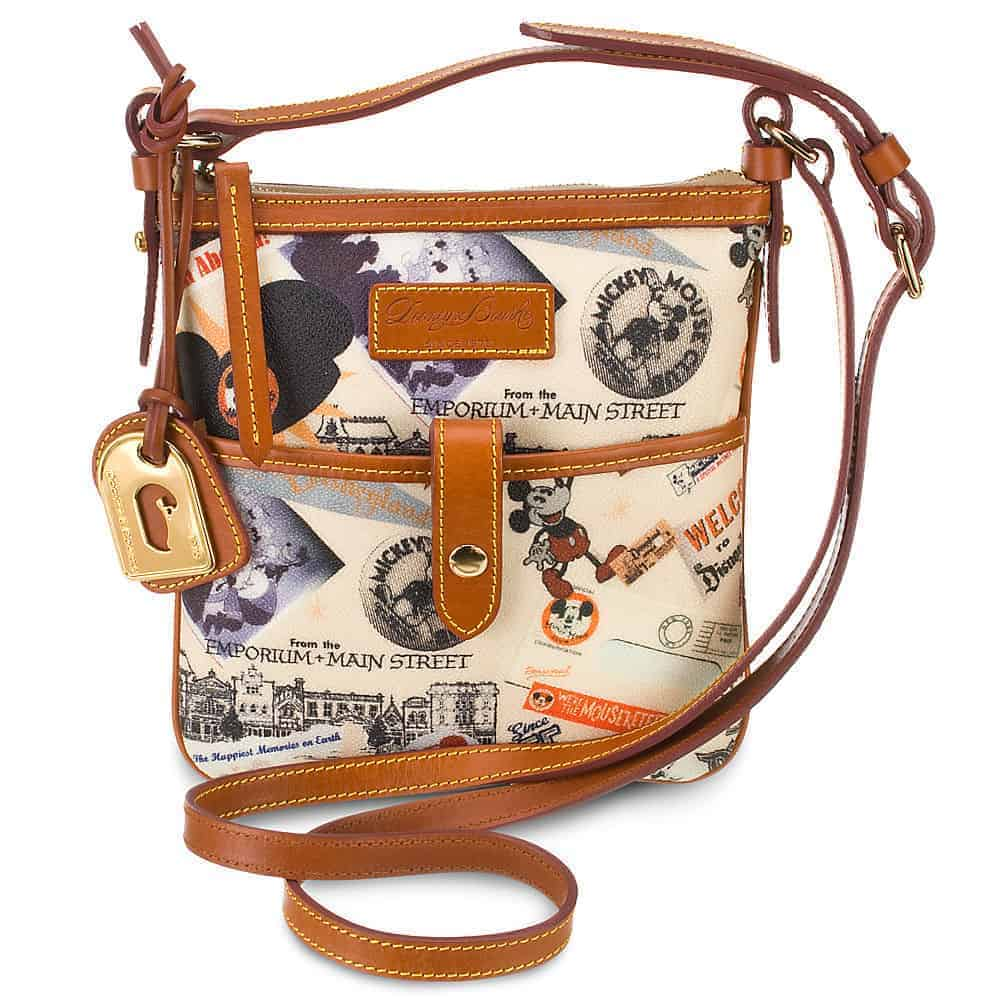 Disneyland 55th Anniversary Crossbody