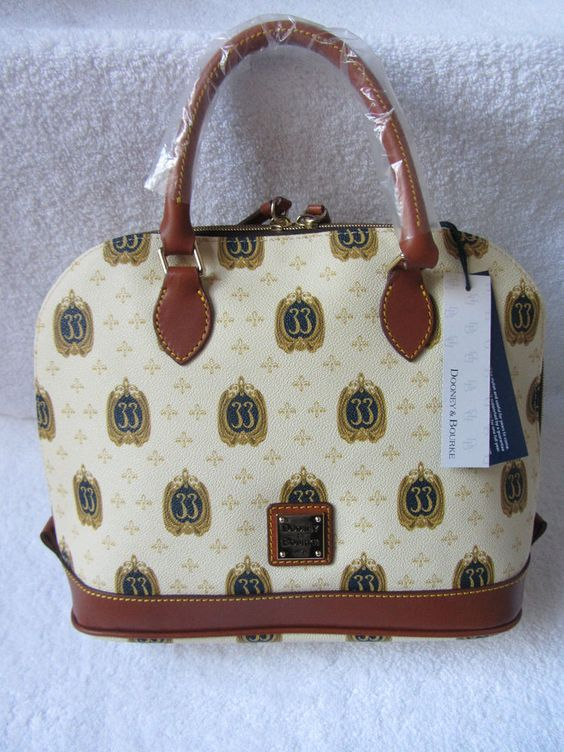 Club 33 Logo Satchel