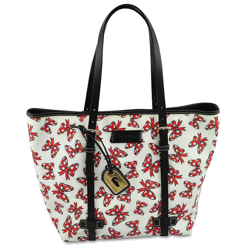 White Minnie Bows Tote