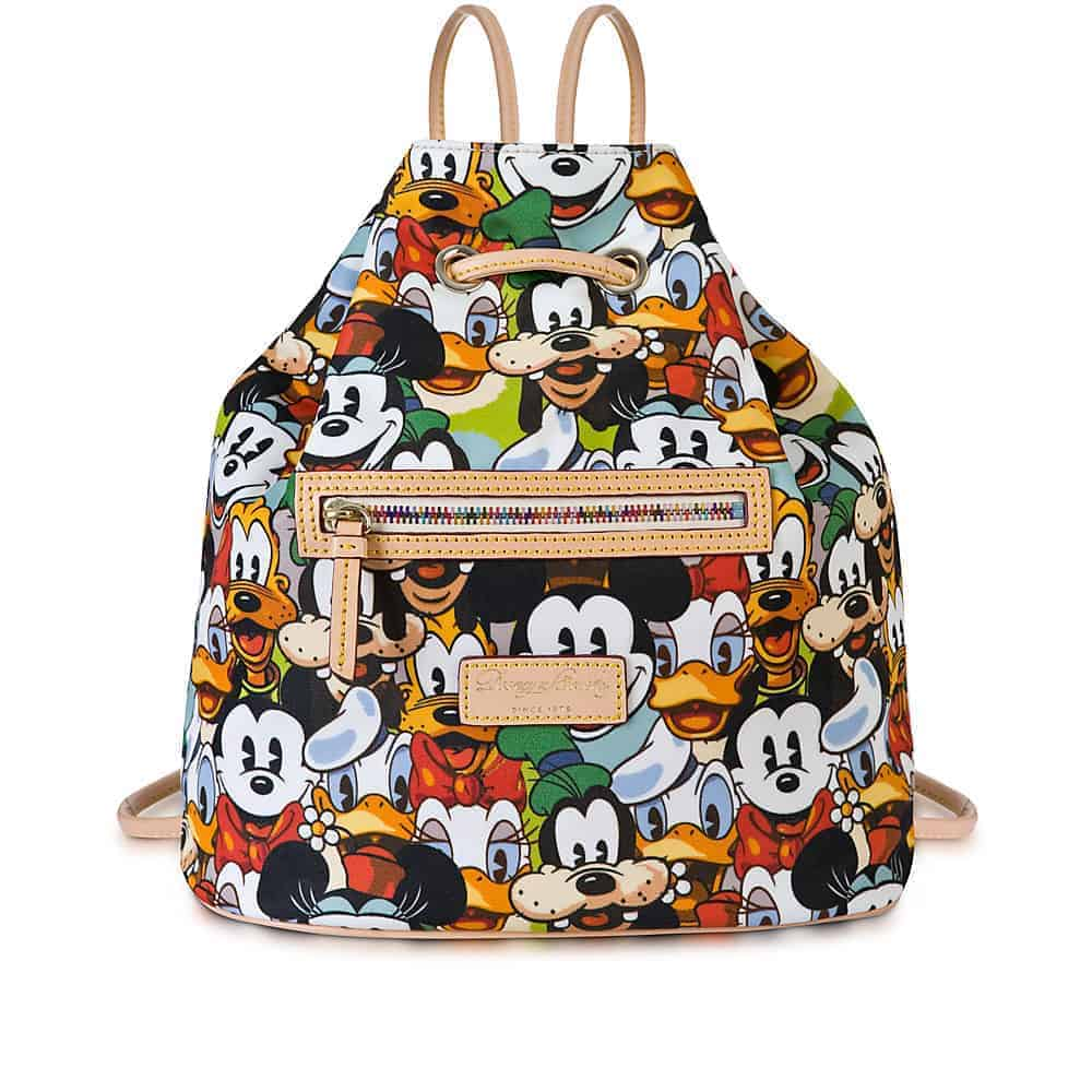 Fab 5 Faces Backpack