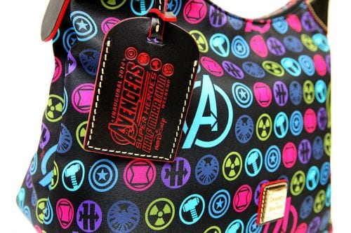 2014 Avengers Half Satchel