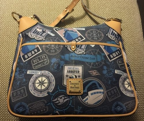 DCL Luggage Stickers Crossbody