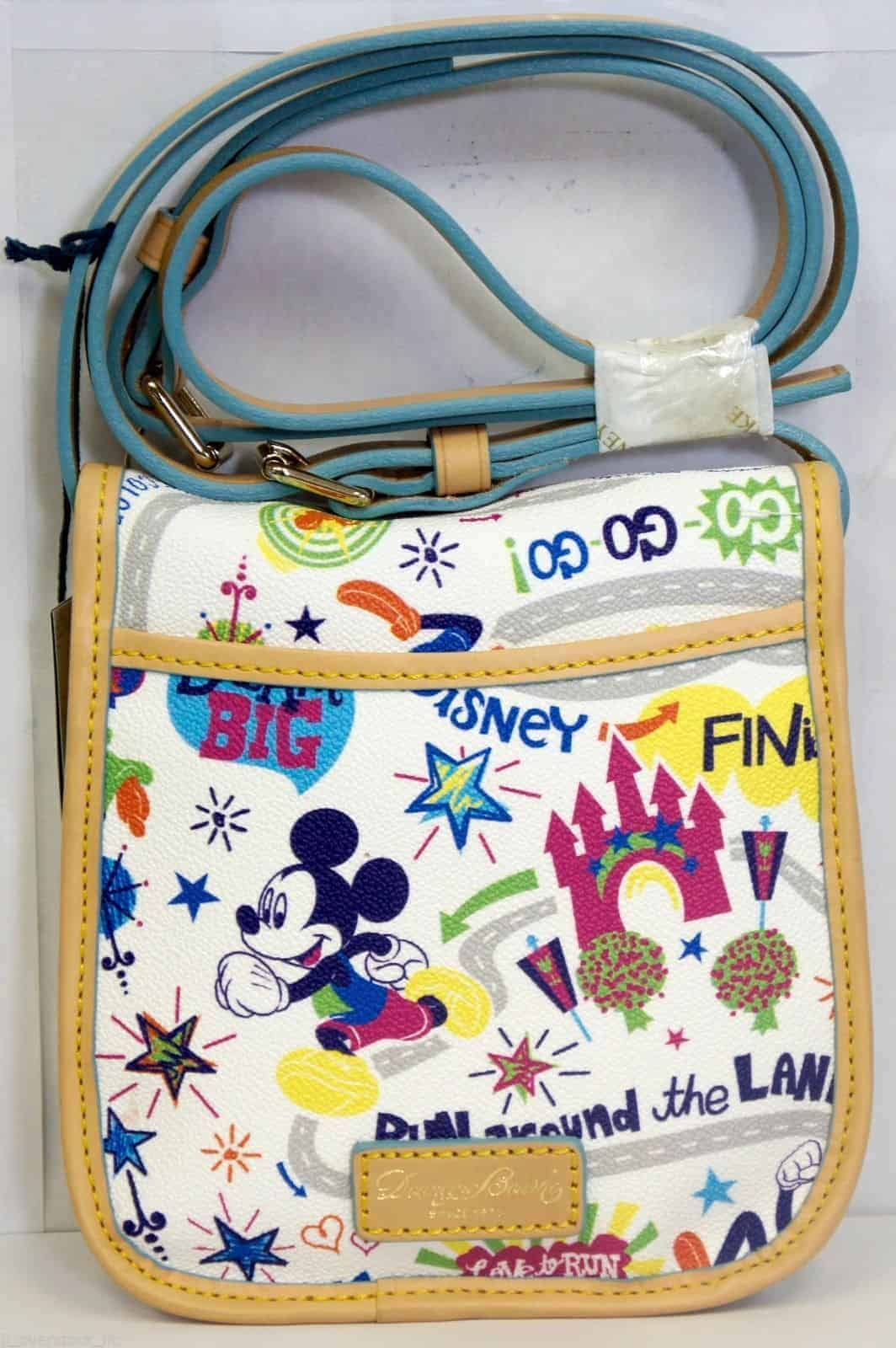 2014 Disneyland Half Small Crossbody (back)