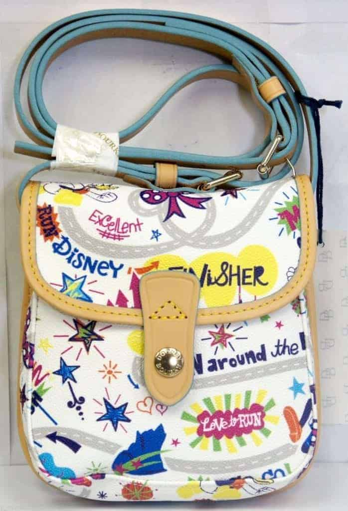 2014 Disneyland Half Small Crossbody