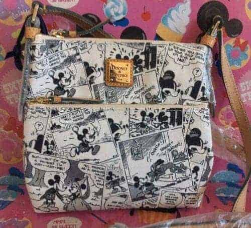 Japan Comics Tan Crossbody